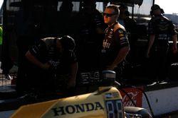 Schmidt Peterson Motorsports Honda
