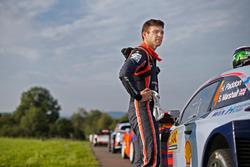 Хейден Пэддон, Hyundai i20 Coupe WRC, Hyundai Motorsport