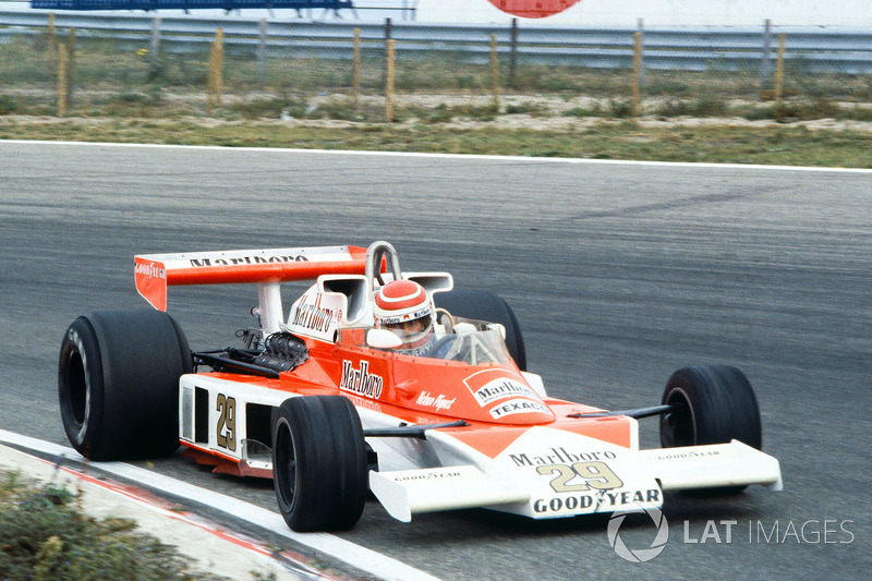 1978 - McLaren M23 (BS Fabrications)