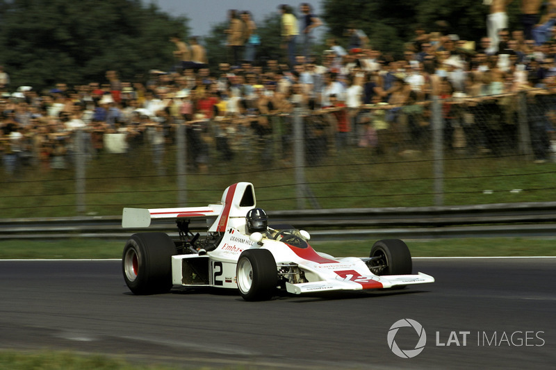 Graham Hill, Embassy Shadow DN1