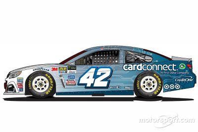 Chip Ganassi Racing livery