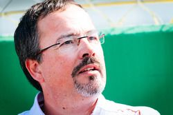 Rob Leupen, directeur d'équipe de Toyota Racing