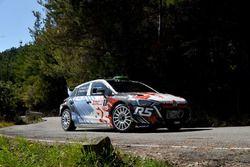 Hayden Paddon, Sebastian Marshall, Hyundai i20 R5, Hyundai Motorsport