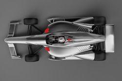 2018 IndyCar render