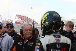 2. Gordon Shedden, Halfords Yuasa Racing, Honda Civic Type R