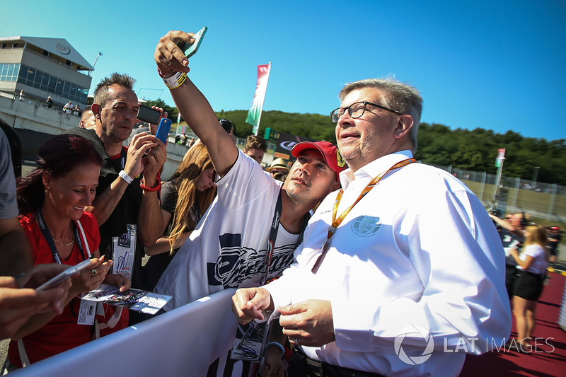 Ross Brawn, Formula Uno