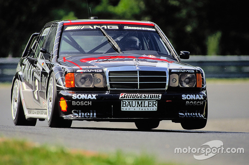 AMG-Mercedes 190 E 2.5-16 Evolution II