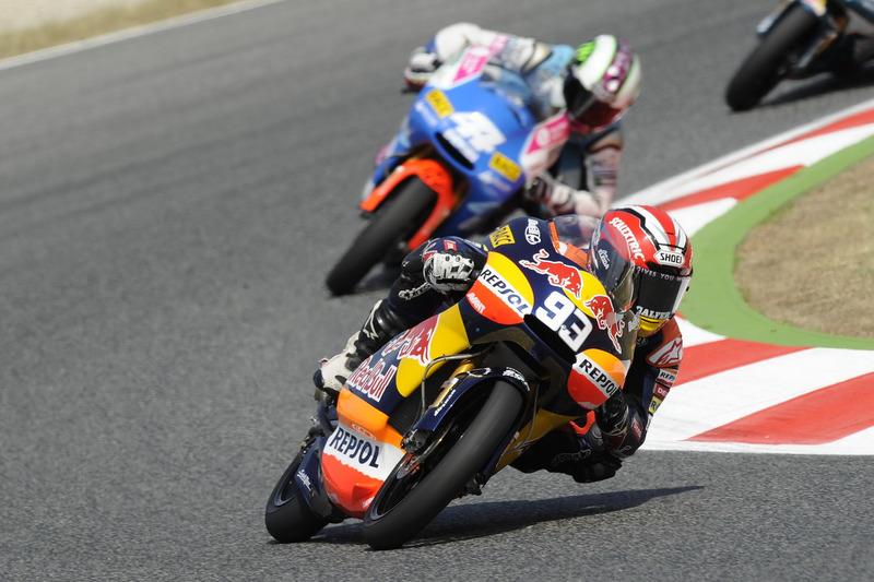 Victoire #4 : GP de Catalogne 2010 de 125cc - Montmeló