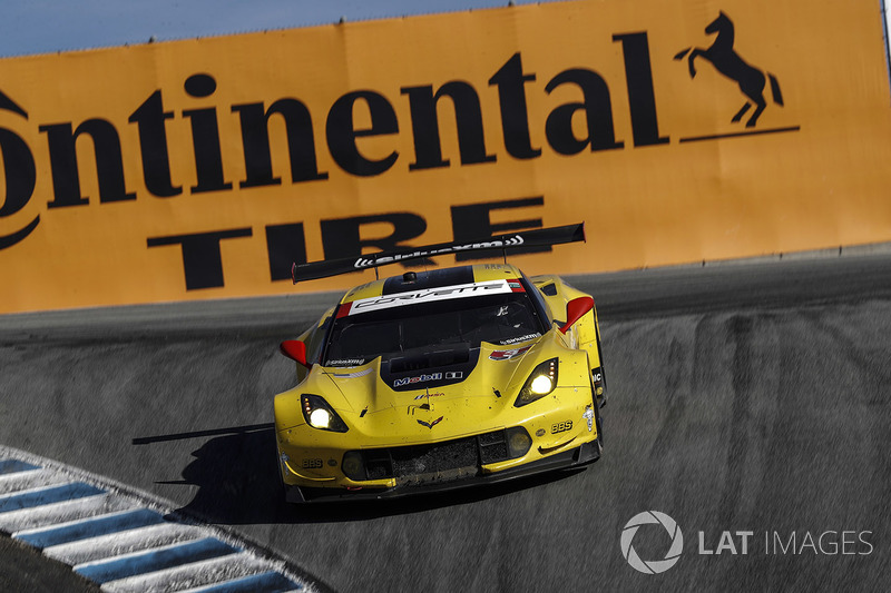 #3 Corvette Racing Chevrolet Corvette C7.R: Antonio Garcia, Jan Magnussen