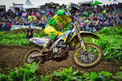 Hunter Lawrence, Team Australië