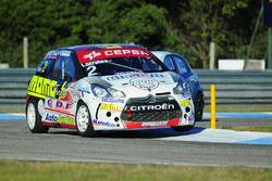 Fabricio Larratea, Citroën Racing Uruguay