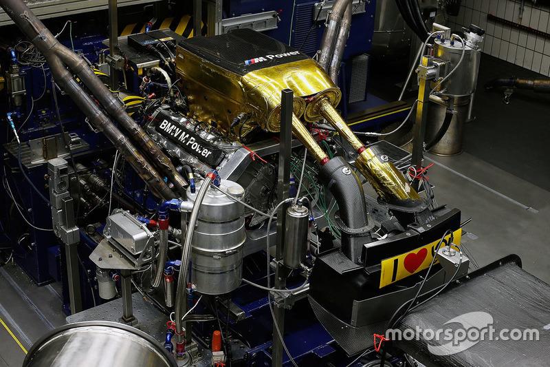 Motor BMW DTM