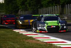 #2 Belgian Audi Club Team WRT, Audi R8 LMS: Nathanaël Berthon, Stéphane Richelmi, Benoît Treluyer