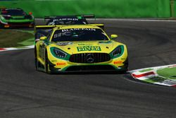 #48 MANN-FILTER Team HTP Motorsport, Mercedes-AMG GT3: Kenneth Heyer, Indy Dontje, Patrick Assenheim
