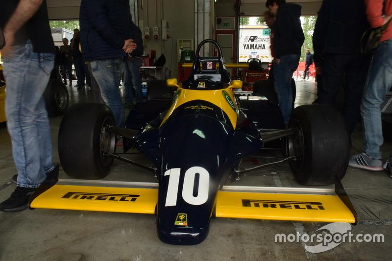 Monoposto Minardi di Paolo Bailla