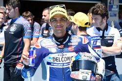 Il poleman Jorge Martin, Del Conca Gresini Racing Moto3