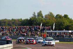 Colin Turkington, West Surrey Racing, BMW 125i M Sport