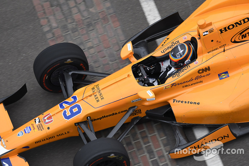 2017: Дженсон Баттон вместо Фернандо Алонсо (McLaren, Гран При Монако)