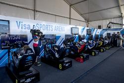 eSports competitions coi piloti di Formula E
