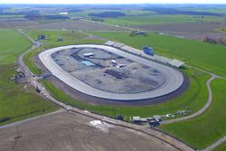 Jukasa Motor Speedway repaving
