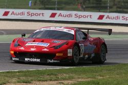 Ferrari 458 GT3 #74, MP1 Corse: Colombo-Niboli