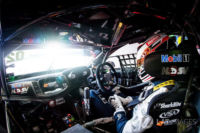 Уоррен Лафф, Walkinshaw Racing
