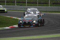 #55 Farnbacher Racing Lexus RC F GT3: Dominik Farnbacher, Mario Farnbacher