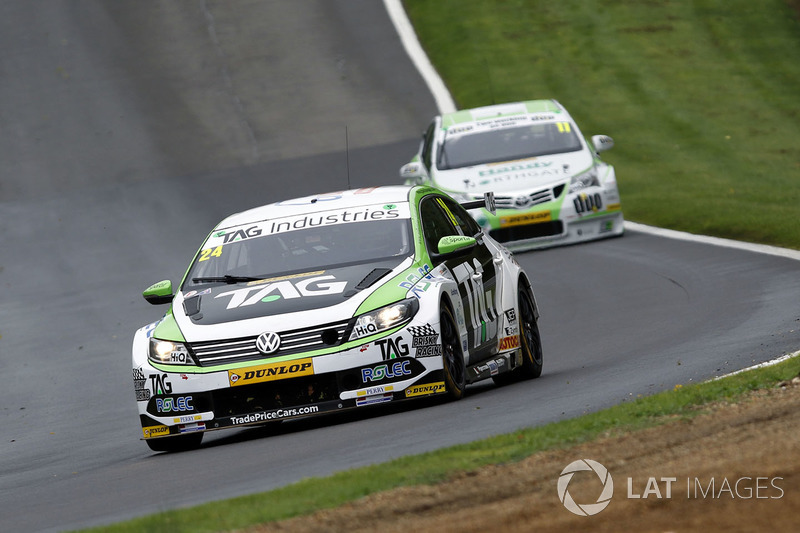 Jake Hill, Tony Gilham Racing Volkswagen CC