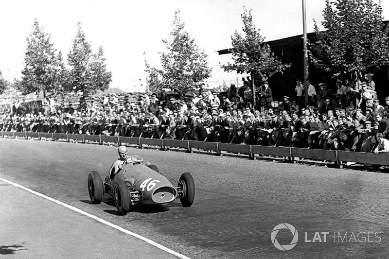 Alberto Ascari estabeleceu o primeiro reinado da F1