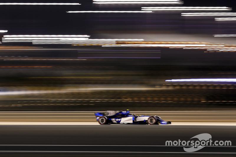 11e Pascal Wehrlein, Sauber C36-Ferrari