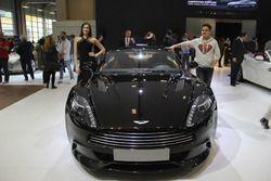 Aston Martin Vanquish, Istanbul Auto Show 2017