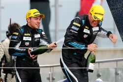 Podio GTE-Am: Marvin Dienst, Christian Ried, Dempsey Proton Competition