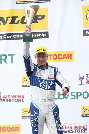 3. Ashley Sutton, Team BMR, Subaru Levorg