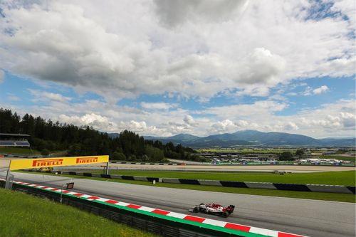 F1 Styrian GP Live Updates - Thursday