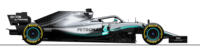 Mercedes F1 W10 EQ Power+