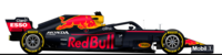 Red Bull Racing-Honda RB16B