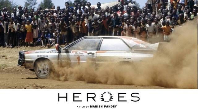 Heroes: Sunsets, Michele Mouton
