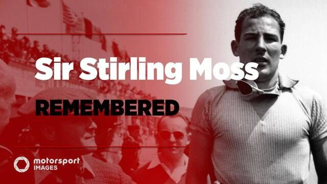 Grand Prix Greats – Sir Stirling Moss remembered
