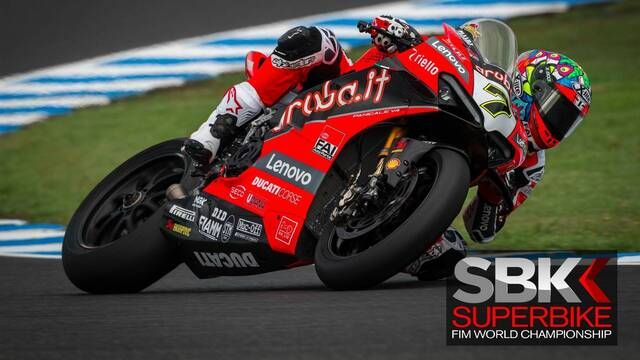 WorldSBK-seizoen 2020 live op Motorsport.tv
