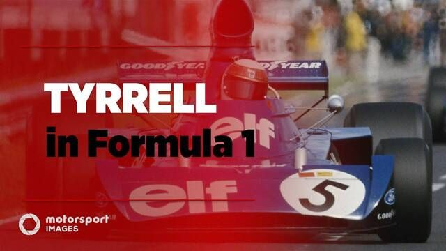 Grand Prix Greats – Tyrrell in F1