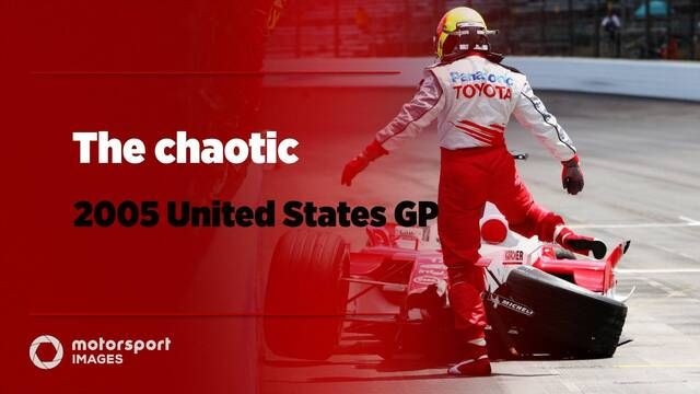 Grand Prix Greats – Kaotik 2005 Amerika GP