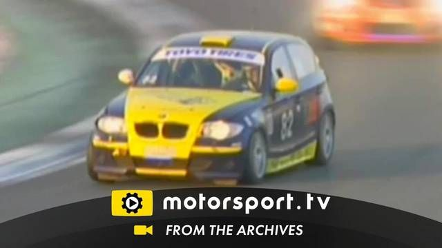 Dubai 24h carrera 2006: accidente de BMW