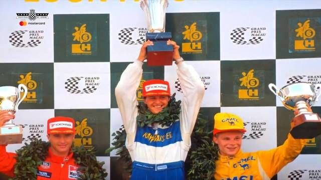 Goodwood FOS: Momento de Michael Schumacher