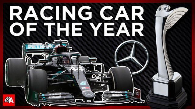 Racing Car Of The Year - Autosport Awards 2020