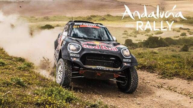 2021 Andalucia Rally Highlights: Super Special Stage - Cars