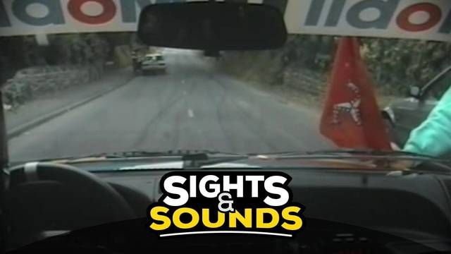 Sights & Sounds: onboard de Mark Higgins en el Rally Manx International 1992