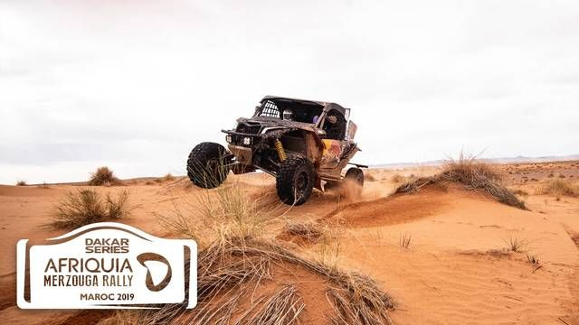 Merzouga Rally: Stage 3 Highlights