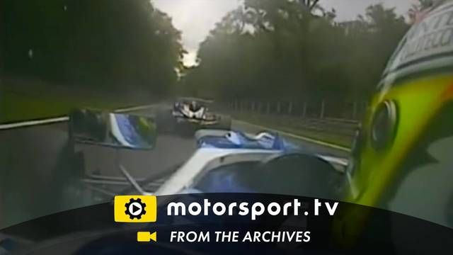 British F3 2008 Italian GP: onboard with Sergio Perez