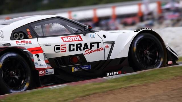SUPER GT Sugo: Race highlights