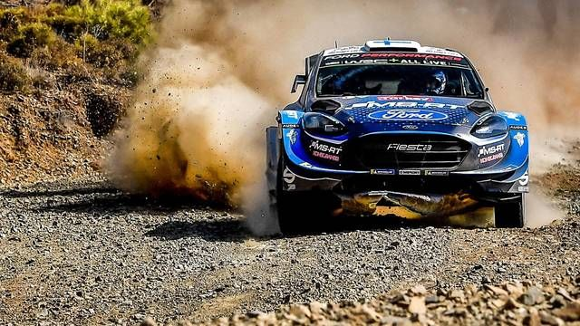 WRC: Rally Turkey SS11-14